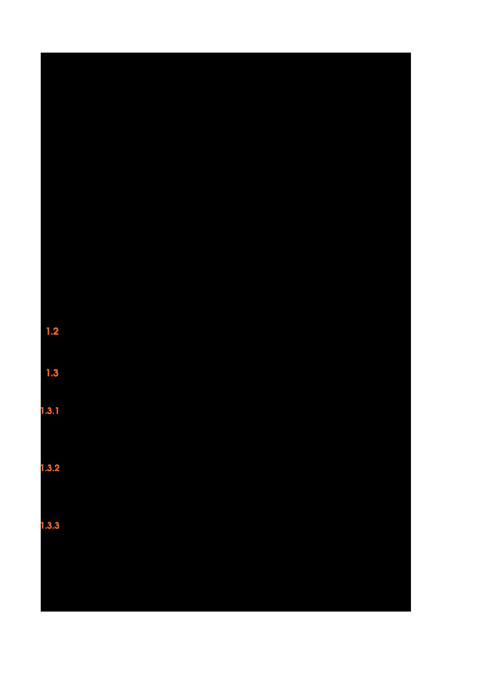 一個桔紅色的書籍 LaTeX 模板